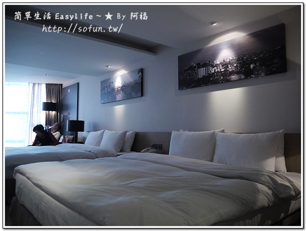 [嘉義住宿] 嘉義商旅精品旅館 Day + Hotel ~ 環境舒適、空間寬敞