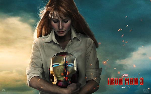 [電影] 鋼鐵人3 (Iron Man 3) 最終回完結篇影評?? 高畫質桌布打包下載收藏