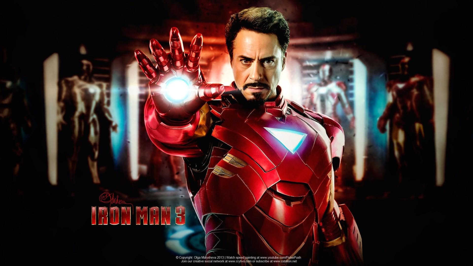 Tony Stark 4k Wallpaper: [電影] 鋼鐵人3 (Iron Man 3) 最終回完結篇影評?? 高畫質桌布打包下載收藏