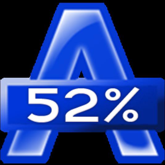 Alcohol 52% 下載 | 酒精 52% 免費虛擬光碟軟體中文最新版