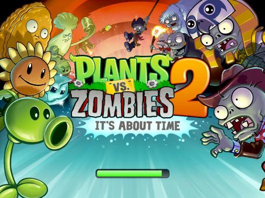 植物大戰殭屍2:奇妙時空之旅 (Plants vs. Zombies 2) 經典必玩遊戲
