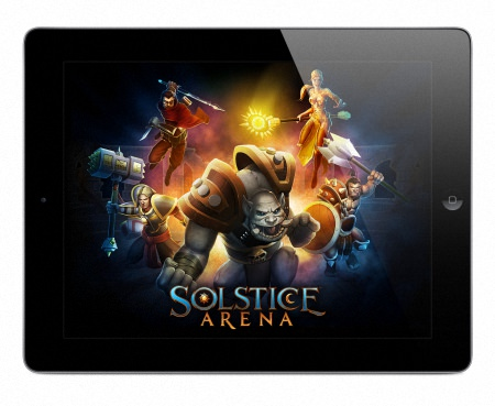 [APP] 仿英雄聯盟 LoL 塔防手機遊戲 – Solstice Arena (至日競技場)