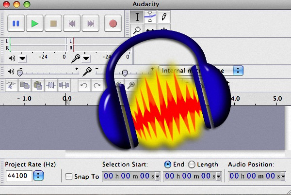 Audacity – MP3音樂歌曲錄音編輯/合併/剪接、去除人聲軟體下載@附教學免安裝中文版