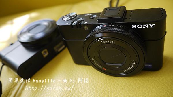 [敗家] SONY RX100 II 隨身數位相機開箱文(內含攝影作品分享)