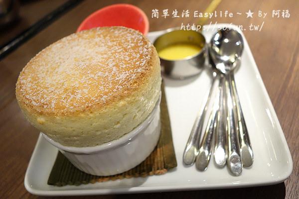 [台北東區。甜點] 咖朵咖啡 Caldo Cafe 下午茶@推薦現烤舒芙蕾與熔岩蛋糕