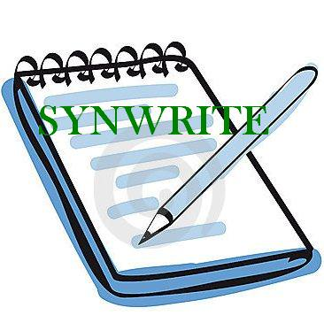 SynWrite – 免費好用支援 SFTP 檔案傳輸文字編輯器軟體下載@免安裝中文版