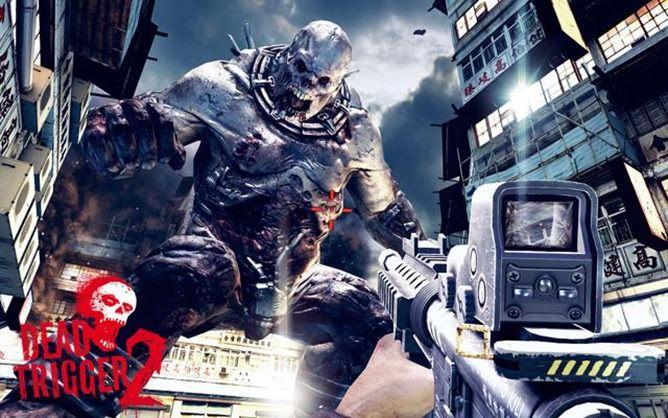 [推薦] DEAD TRIGGER 2 – 免費好玩第一人稱稱殭屍射擊遊戲下載