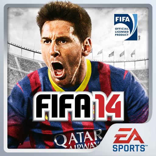 [世足遊戲] EA FIFA 14 – 世界盃足球遊戲下載@可連線對戰 App