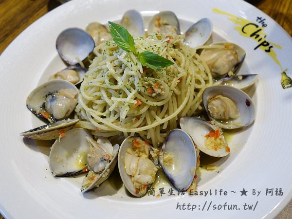 [台北東區] the Chips 美式餐廳 – 選擇多樣、份量多早午餐點@鄰近國父紀念館