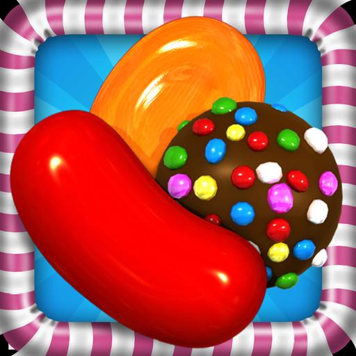 Candy Crush Saga – 好玩糖果益智遊戲/破關攻略影片/愛心無限秘技