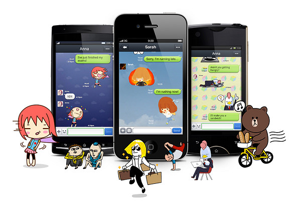[教學] LINE 聊天訊息、對話記錄備份還原@適用所有平台