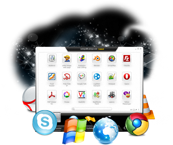 Cameyo – 可攜式、免安裝軟體製作工具下載@附使用教學