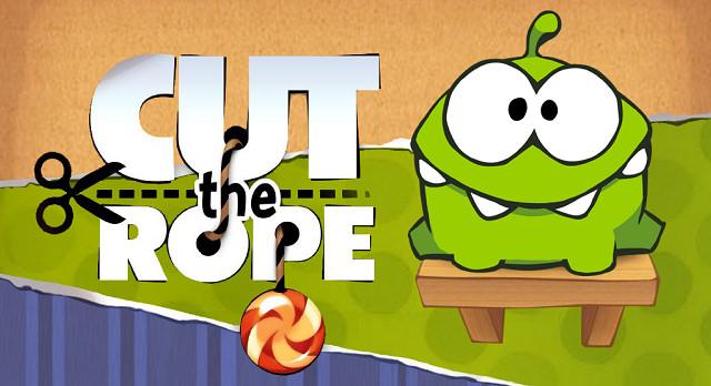 Cut the Rope – 益智割繩子小遊戲 App (支援跨平台&網頁版)