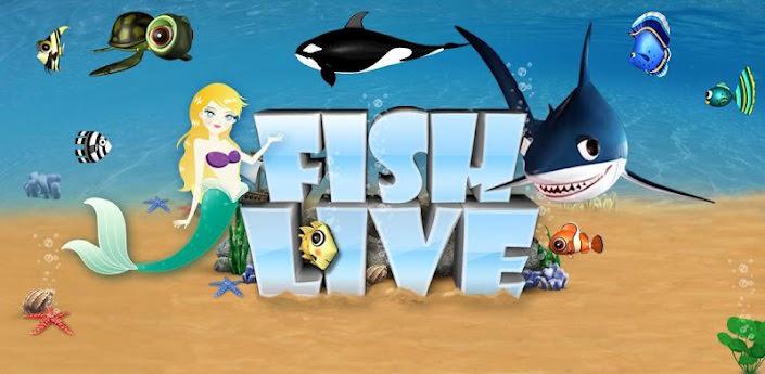 Fish Live – 水族館@模擬養魚小遊戲 App