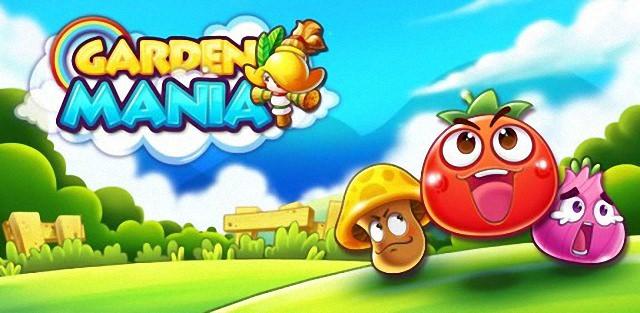 Garden Mania – 瘋狂花園@好玩可愛寶石消除益智遊戲
