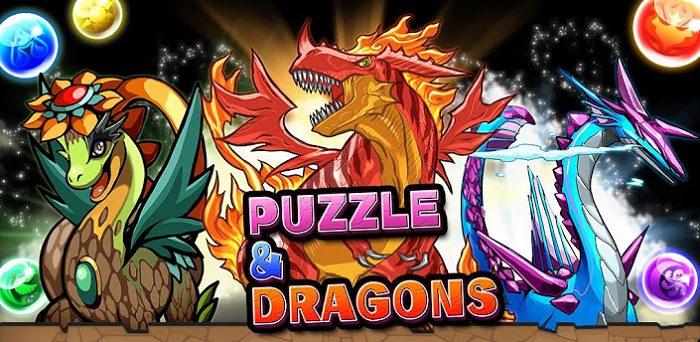 Puzzle & Dragons 龍族拼圖遊戲下載@首抽&圖鑑&電腦版教學