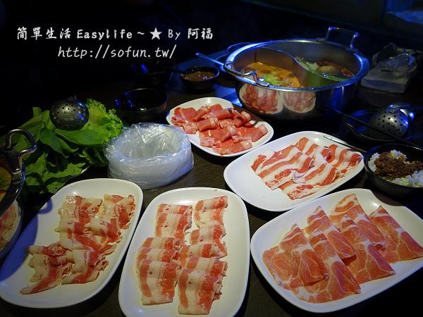 [西門町火鍋推薦] 八海精緻鍋物 ~ 吃到飽餐廳@食材.湯底選擇多