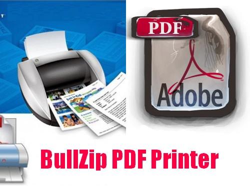 BullZip PDF Printer – 免費轉換 PDF 產生器|PDF.圖像轉檔中文版軟體