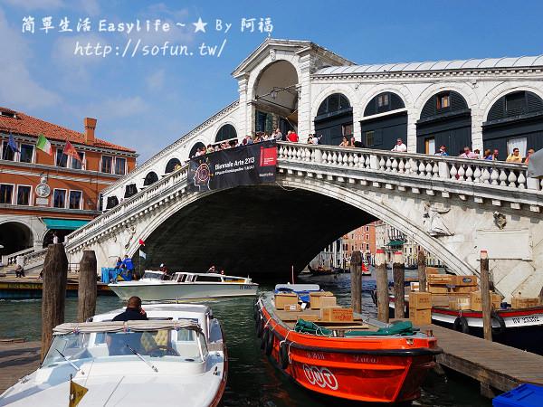 [威尼斯旅遊景點] 道奇宮、嘆息橋、里奧托橋溜答@逛精品店買禮物