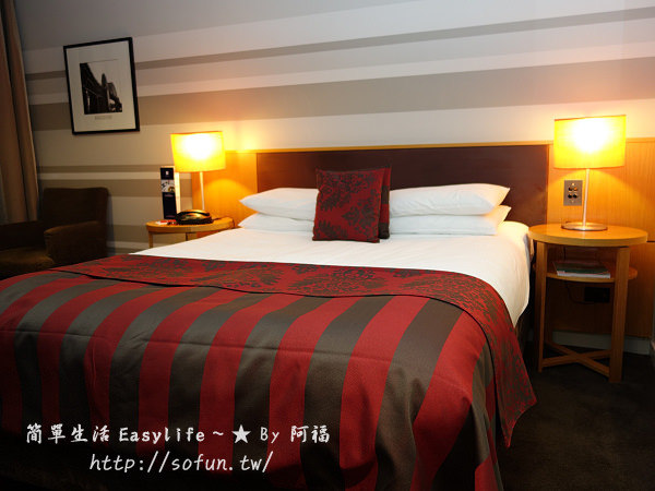 [雪梨住宿/飯店推薦] 北悉尼港灣飯店 North Sydney Harbourview Hotel@風景超漂亮、床大又舒適