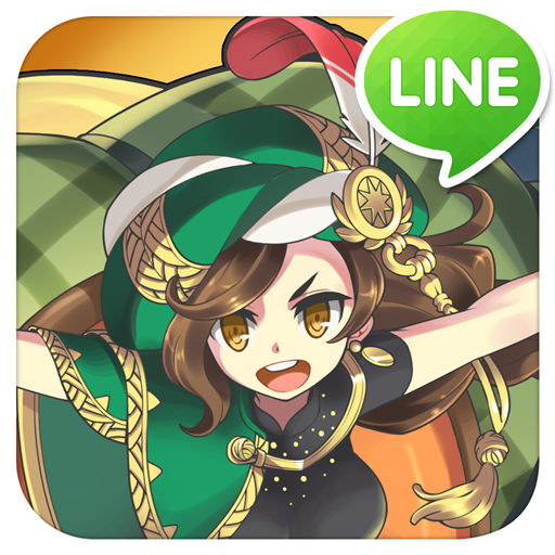 LINE Dragon Flight 飛龍騎士 – 冒險破關射擊遊戲