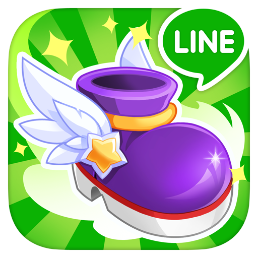 LINE WIND Runner – 疾風狂奔者@好玩日系超萌跑酷遊戲