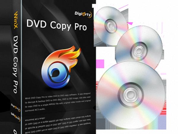 [限免下載] WinX DVD Copy Pro – DVD 影音轉檔、燒錄破解軟體 (免安裝中文版)