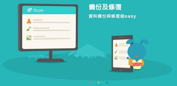 [iPhone/iPad工具] iTools 蘋果通訊錄、簡訊管理/備份軟體下載@免安裝中文版