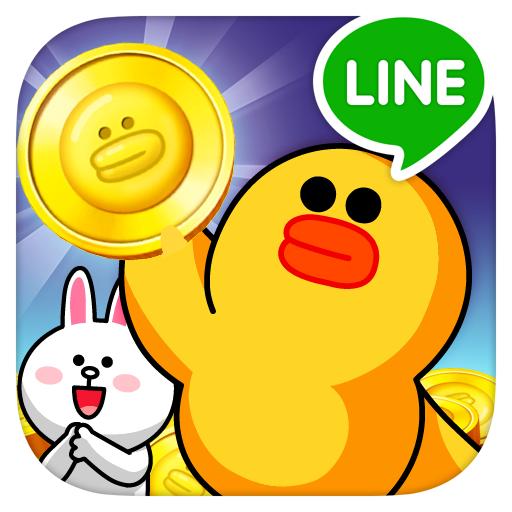 LINE DOZER 推金幣遊戲@遊戲攻略、高分密技教學
