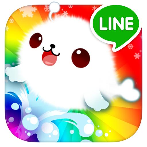 LINE Fluffy Diver – 萌萌小海豹@卡哇伊跑酷闖關遊戲