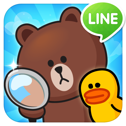 LINE Hidden Catch 大家來找碴@過關攻略密技/電腦版資訊