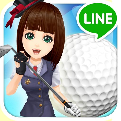 LINE Let's Golf – 全民高爾夫@好玩模擬運動類遊戲