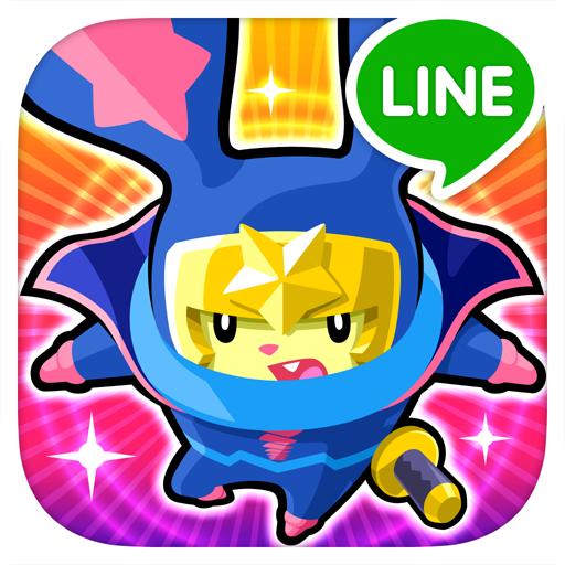 LINE NINJA STRIKERS – 忍者先鋒@玩法特別射擊闖關遊戲