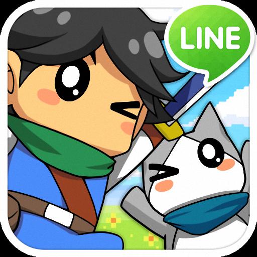 LINE RUNRUN HERO – 橫向快跑闖關 RPG 小遊戲