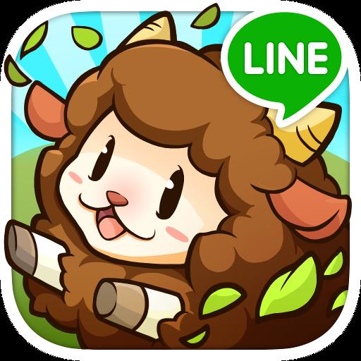 LINE TINYFARM 農場經營遊戲@可愛風動物小遊戲