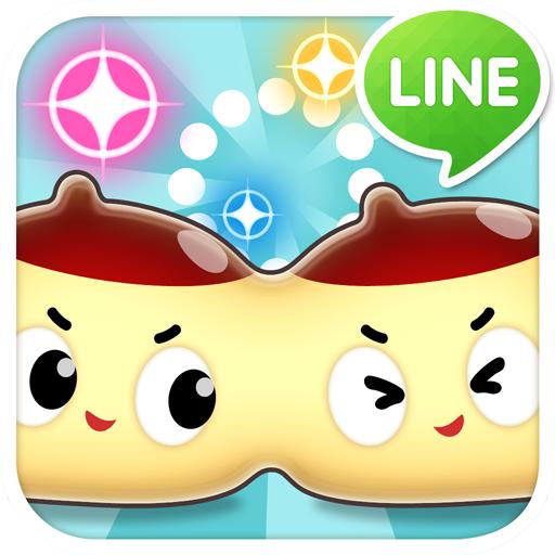 LINE dellooone – 布丁黏黏樂@可愛逗趣方塊消除遊戲