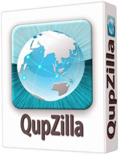 QupZilla – 輕巧支援跨平台網頁瀏覽器軟體 (免安裝中文版)