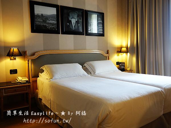 [佛羅倫斯住宿] Ambasciatori Hotel 飯店@近火車站交通便利