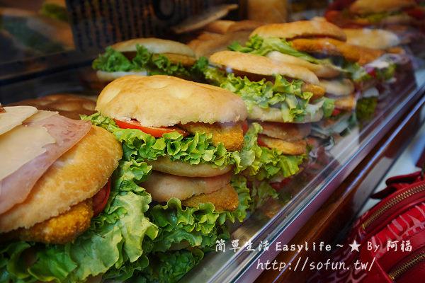 [佛羅倫斯@美食] L'antico Trippaio 牛肚包、托斯卡納牛排餐廳、Perche' NO! 冰品