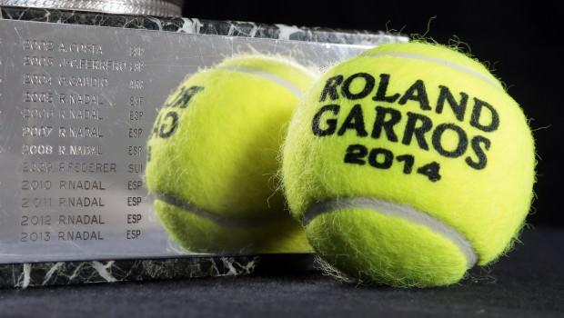 法網直播 2015 法國網球公開賽網路線上看、賽程時間資訊