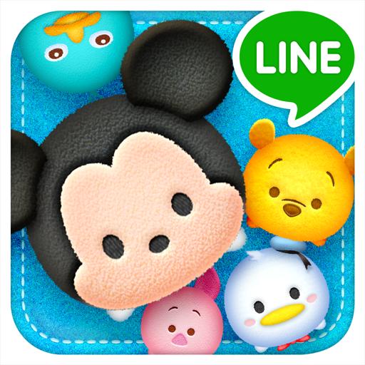 LINE Disney tsum tsum 可愛迪士尼消除遊戲@攻略/技能/修改