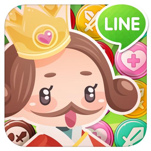 LINE ツアーズ – LINE Tours 可愛日系風紙娃娃角色轉珠戰鬥遊戲