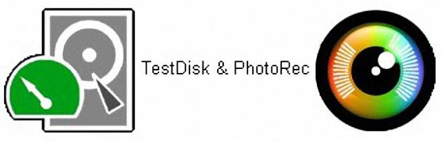 TestDisk & PhotoRec – 硬碟分割、檔案救援免安裝軟體