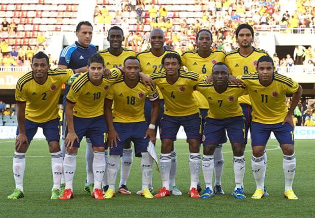 [世足球隊] 哥倫比亞國家足球隊 Colombia 球隊介紹