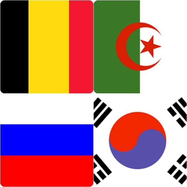 [比賽] 世界盃足球賽 H 組球隊介紹、各隊實力分析