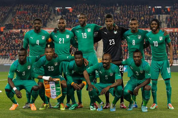 [世足球隊] 象牙海岸國家足球隊 Ivory Coast 球隊介紹