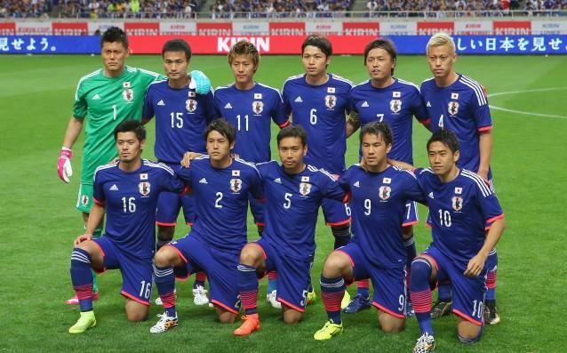 [世足球隊] 日本國家足球隊 Japan 球隊介紹