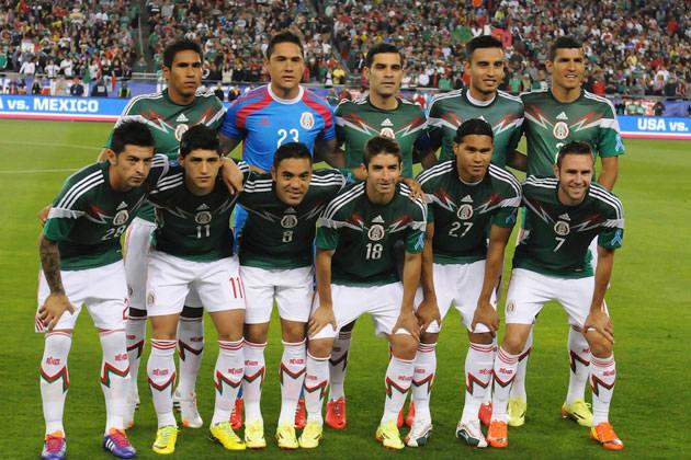 [世足球隊] 墨西哥國家足球隊 Mexico 球隊介紹