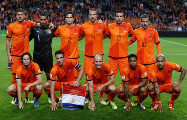[世足球隊] 荷蘭國家足球隊 Nederland 球隊介紹