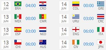 世足線上看|FIFA 世界盃足球賽網路直播/轉播收看資訊